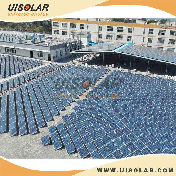 rooftop photovoltaic projects