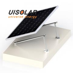 triangle mounting of solar panel bracket