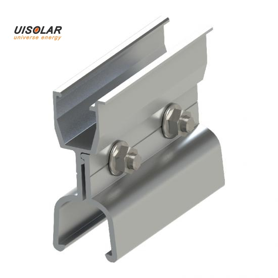 Solar clamping Hook for Metal Roof
